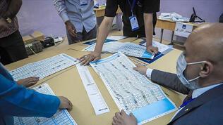 Irak'ta seçime yönelik krize müdahale' çağrısı