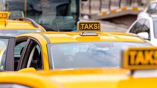 İBB'nin projesine taksiciler inanamadı