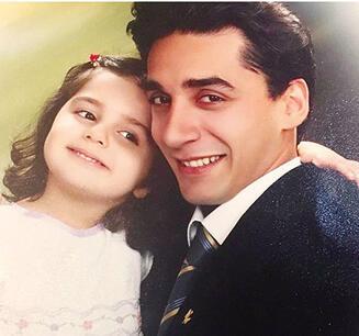 10 yıl sonra İranlı baba-kız İstanbul'da kavuştu
