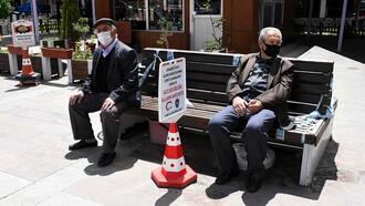 Gaziantepte 65 yaş üstüne belirli saatlerde kısıtlama getirildi