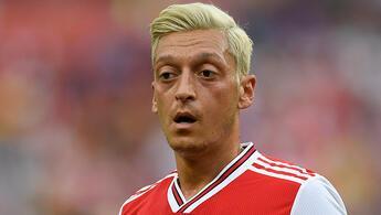 Rüya gerçek oluyor! Mesut Özil...