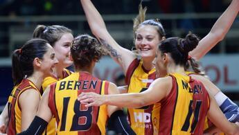 Beşiktaş: 1 - Galatasaray HDI Sigorta: 3