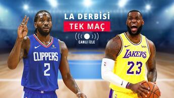 NBA bu gece başlıyor! LA Derbisi hem CANLI, hem de TEK MAÇ...