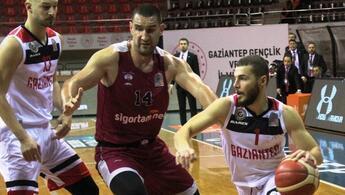 Gaziantep Basketbol evinde fire vermedi!