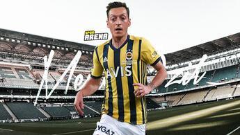 Mesut Özil'in Fenerbahçe'de giyeceği forma numarası! Özellikle istedi...