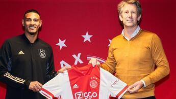 Sebastian Haller, Ajax'ta! 22.5 milyon euro...