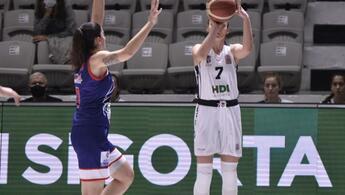 KBSL: Beşiktaş HDI Sigorta 80-69 Büyükşehir Belediyesi Adana Basketbol