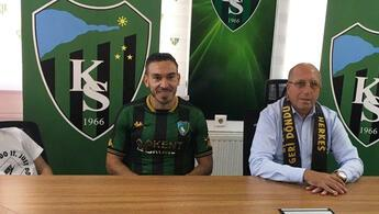 Son Dakika: Kocaelispor Mevlüt Erdinç'i transfer etti