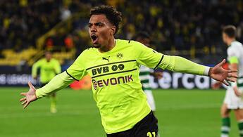 Beşiktaşın grubunda Dortmund tek golle kazandı