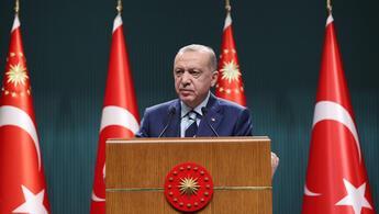 Cumhurbaşkanı Erdoğan, Paris İklim Anlaşmasını TBMMye gönderdi