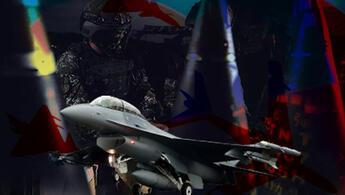 Gerilim tırmanıyor 3 günde 93 savaş uçağı havalandı...