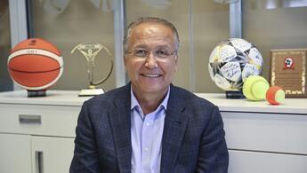 TTF Başkanı Durmuş'tan Ankara'ya tesis müjdesi