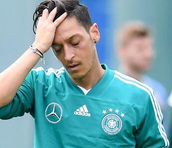 Dünya Kupası 11'inde! Mesut Özil...
