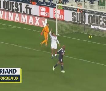 Bordeaux 2-3 Lyon (MAÇ ÖZET)