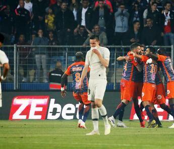 Montpellier 3-2 PSG (MAÇ ÖZET)