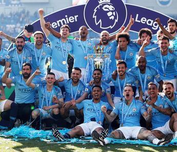 Brighton 1-4 Manchester City (MAÇ ÖZET)