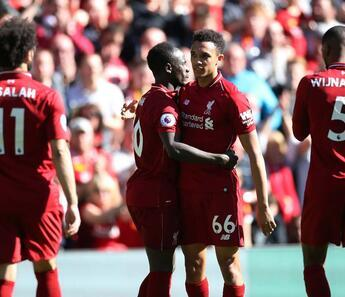 Liverpool 2-0 Wolverhampton (MAÇ ÖZET)