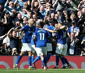 Tottenham 2--2 Everton (MAÇ ÖZET)