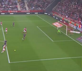 Reims 3-1 PSG (MAÇ ÖZET)