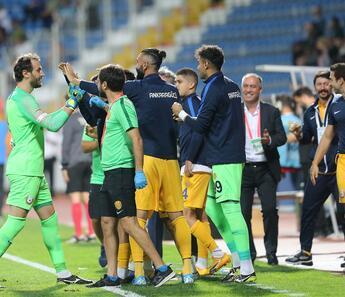 Kasımpaşa - Ankaragücü: 0-1