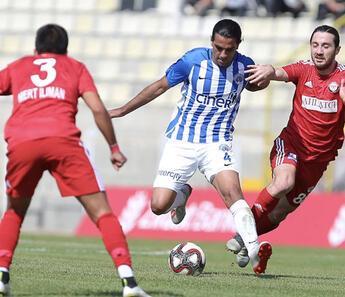 Yeni Çorumspor - Kasımpaşa: 0-1