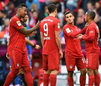 Bayern Münih 1-2 Hoffenheim (ÖZET)