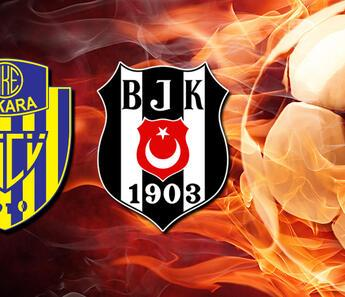 Canlı   Ankaragücü - Beşiktaş