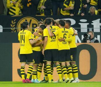 Borussia Dortmund 1-0 Mönchengladbach (ÖZET)
