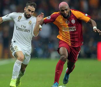 Galatasaray'ın Şampiyonlar Ligi'nde dikkat çeken o istatistiği