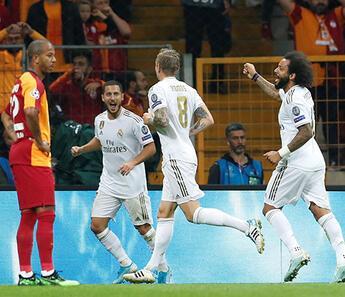 Galatasaray - Real Madrid maçı için Avrupa basını ne dedi?