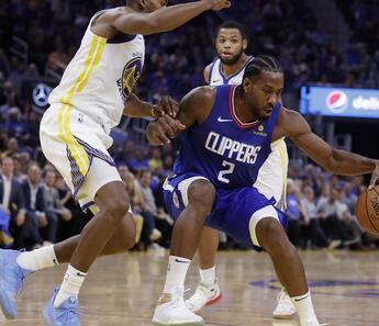 Golden State 122-141 LA Clippers (ÖZET)
