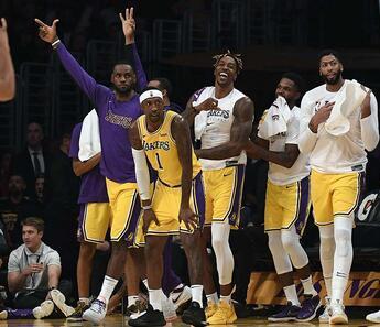 LA Lakers 120-91 Memphis (ÖZET)