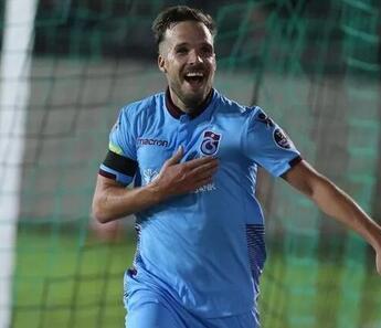 Novak Trabzonspor'la neden sözleşme yenilemedi? Menajeri açıkladı