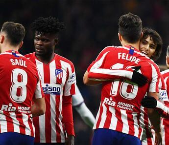 VİDEO | Atletico Madrid 2-1 Levante (MAÇ ÖZET)