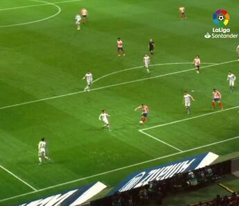 La Liga'da haftanın gollerini bir de bu açılardan izliyoruz