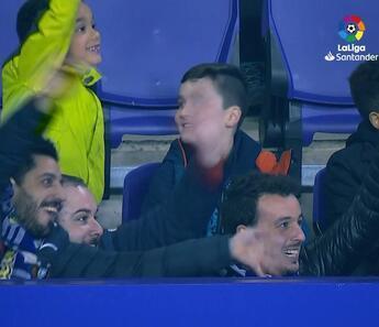 La Liga'da 19. haftanın en eğlenceli anları