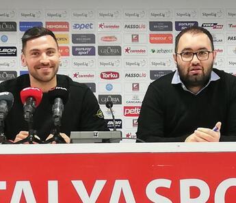Antalyaspor, Sinan Gümüş'ü resmen açıkladı