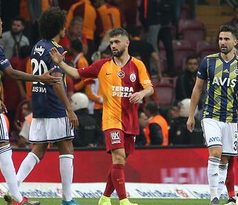 Fenerbahçe - Galatasaray rekabetinde 391. randevu! Son 5 maç berabere...