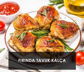 Fırında Tavuk Kalça Tarifi