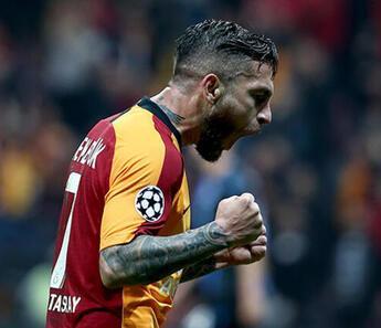 """Galatasaraylı Adem Büyük: """"Mücadeleyi özledim"""""""