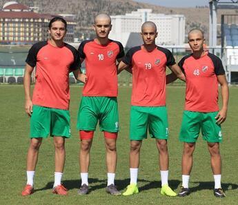 Karşıyaka'da 7 futbolcu yasağa takıldı