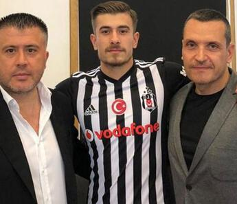 Dorukhan Toköz'ün menajeri Necdet Ergezen'den Beşiktaş ve Ahmet Nur Çebi'ye ağır hakaretler