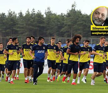 Son Dakika | Fenerbahçe Riva'da kamp yapacak!