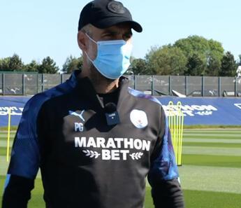Guardiola: ''Sağlıkçılar bizim için hayatlarını riske atıyorlar!'
