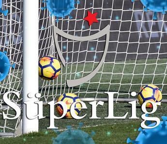 Süper Lig ve TFF 1. Lig'de kalan maçlar seyircisiz!