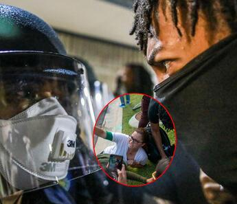 ABD'de Floyd gösterilerinde spor dünyasını kahreden ölüm