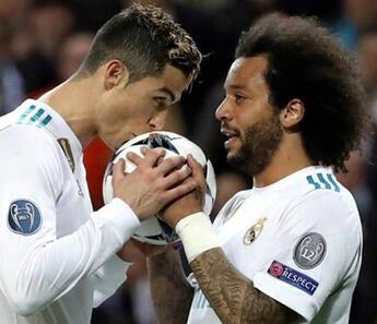Ronaldo ve Marcelo uyumu yeniden gündemde!