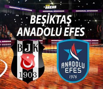 Beşiktaş Anadolu Efes basket maçı ne zaman saat kaçta hangi kanalda?