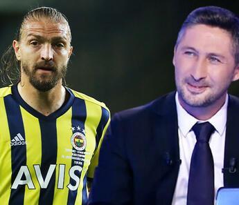 Son Dakika   Sabri Sarıoğlu'ndan Caner Erkin yorumu: 'Fenerbahçe için sorun olabilir...'