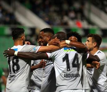 Denizlispor 2-3 Beşiktaş (Maçın özeti ve golleri)
